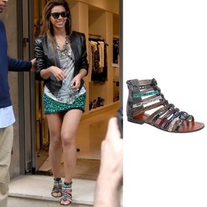 Aldo Gladiator Sandals! Seen on Beyoncé!